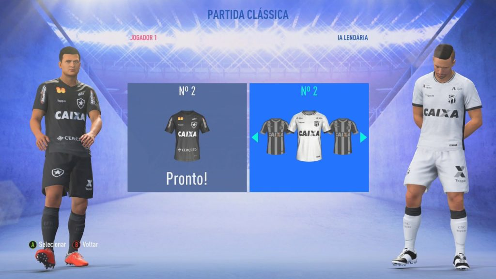 FIFA 19 - NEW MINI PATCH FMN FOR FIFA 19 ALL CLUBS BRAZILIAN